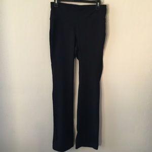 💖 EUC Go Dry Active Old Navy Black Yoga Pants